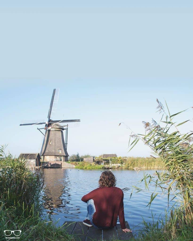 Rotterdam Bike Tour in Kinderdjik