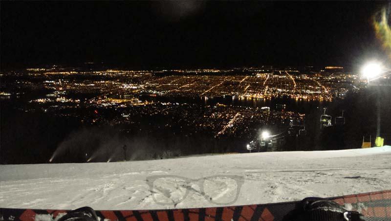 Vancouver Snowboarding
