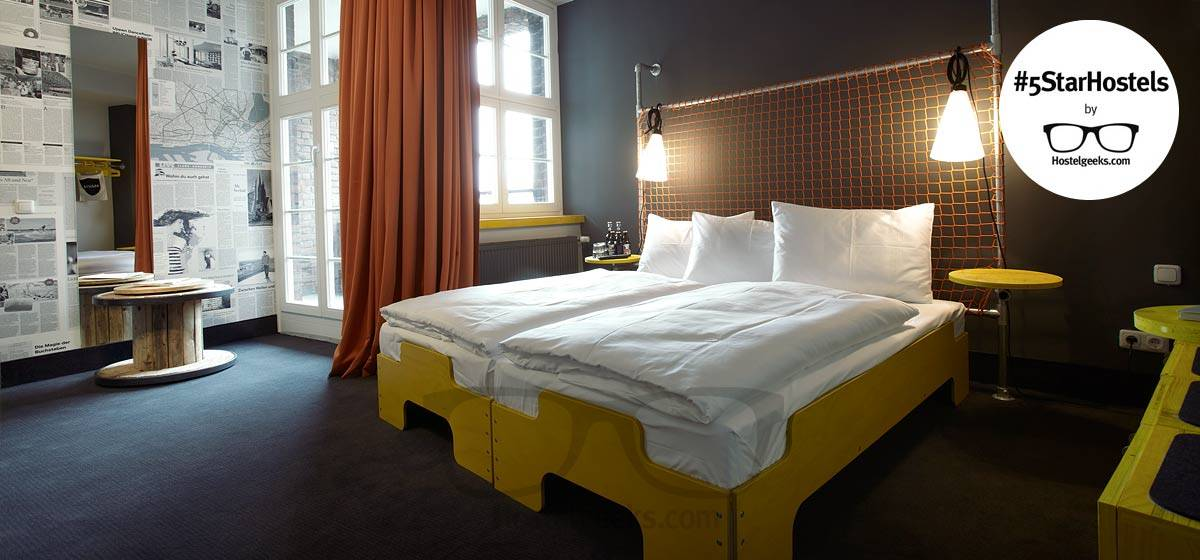 5 star hostel superbude st pauli in hamburg 2018. Black Bedroom Furniture Sets. Home Design Ideas