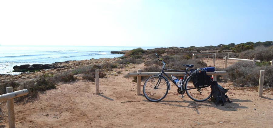Charly the Bike in Alicante
