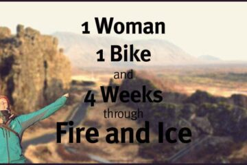 4 Weeks on a Bike Through Iceland – Independent Bike Tour