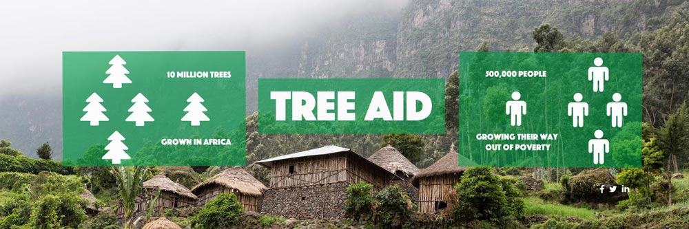 Treeaid Project Charity
