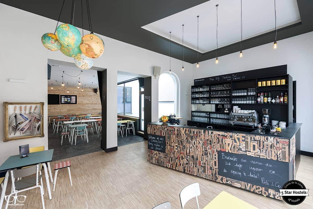 Good drinks, good design and good vibes! The Backstay Bar