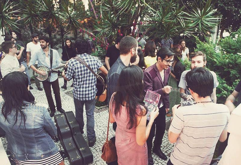 WE Design Hostel in Sao Paulo - Von Konzerten, Flohmärkten, Präsentationen, Happy Hours und mehr