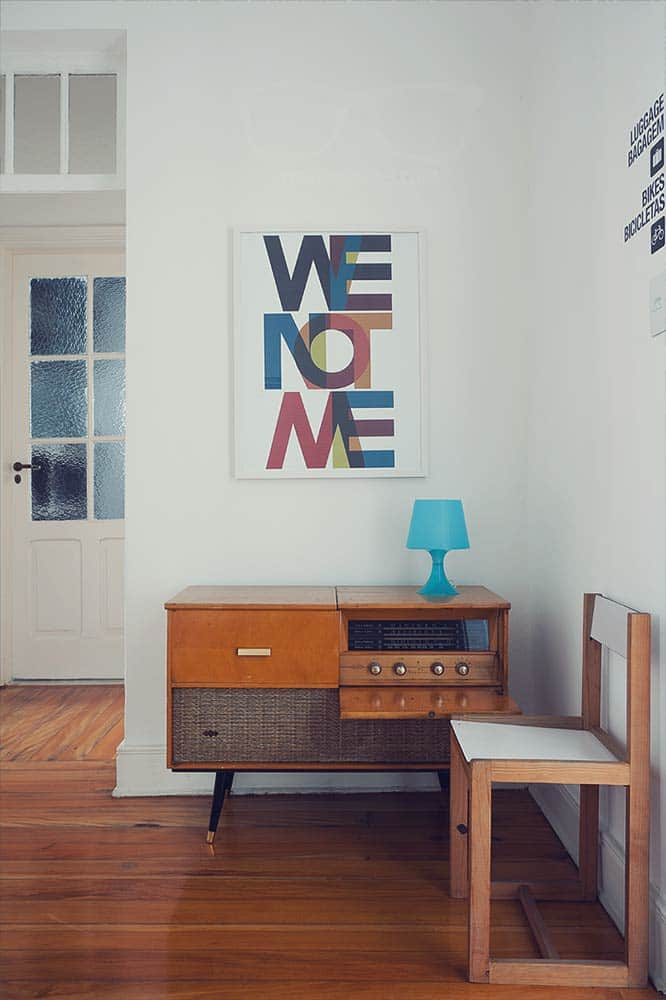 We Not Me - The WE Design Hostel cares!