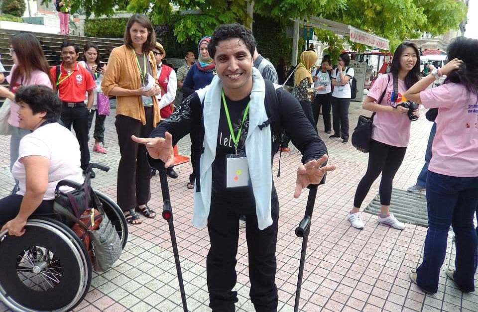 Disabled Tourist Guide