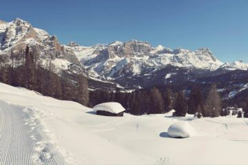 I believe I can fly - Tobogganing down a 3km narrow piste