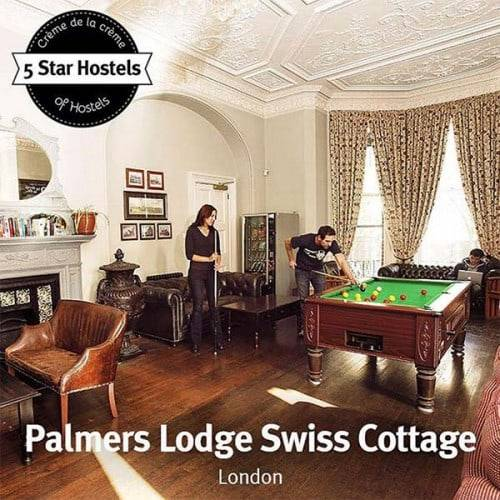 Palmers Lodge Hillspring