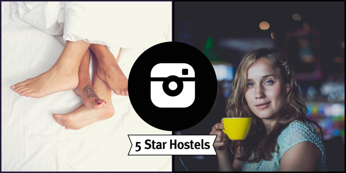 20+ Amazing Hostels through the Instagram Filter