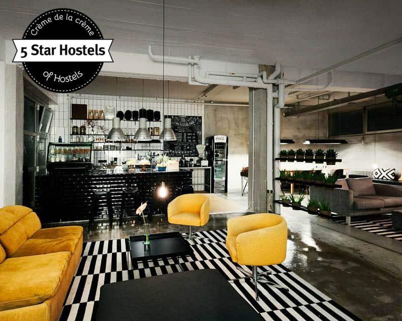 Wallyard Concept Hostel in Berlin - the 5 Star Design Hostel in the heart of Berlin