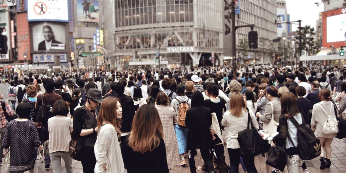 Lost in Translation? Not in Japan! The Short Travel Story from Tokyo
