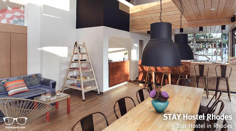 STAY Hostel Rhodes