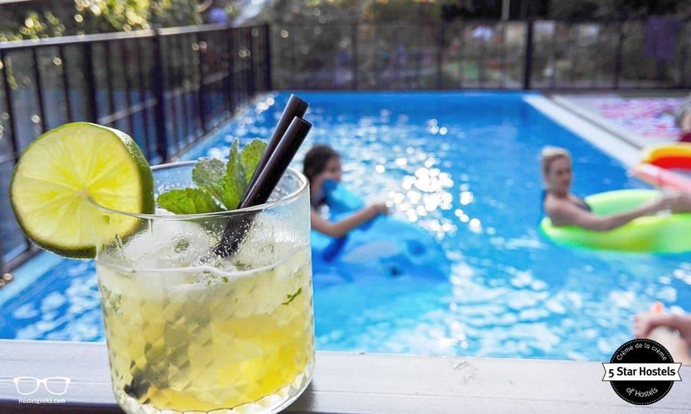 Swimming Pool in Zagreb? The Swanky Mint Hostel got it all
