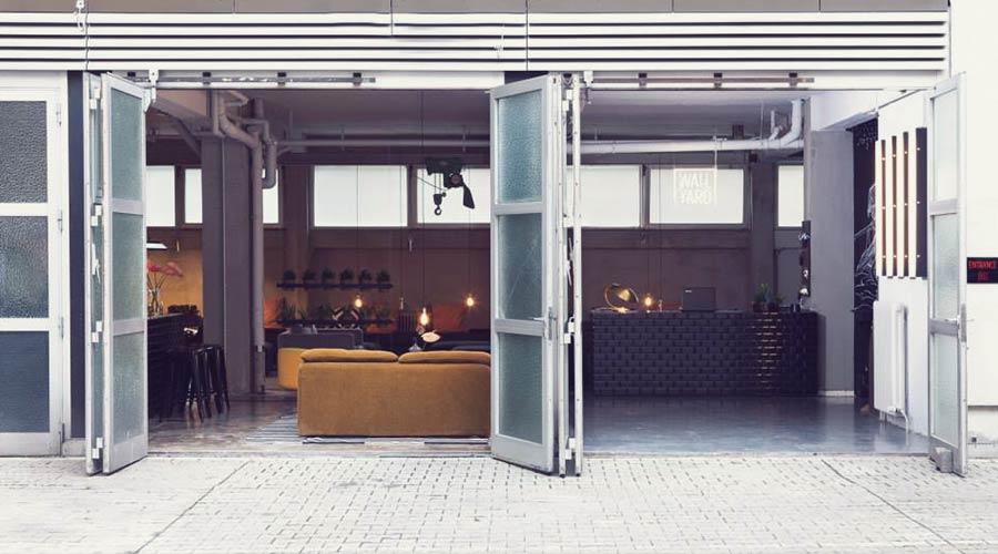 Wallyard Concept Hostel Berlin, a Lifestyle Hipster Hostel