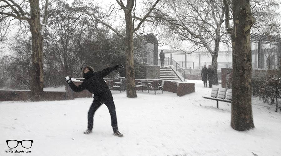 Berlin hostels in Winter are even more affordable!