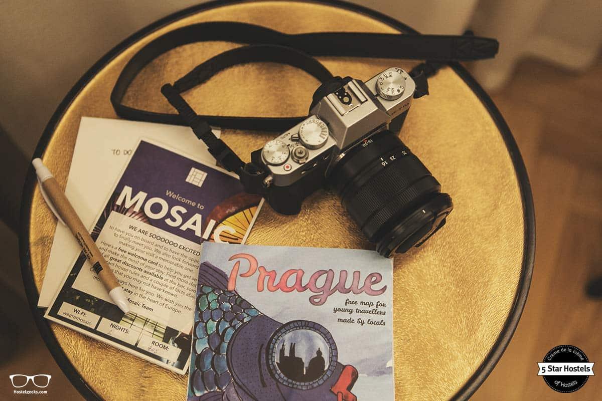The Photogenic Mosaic House and Prague
