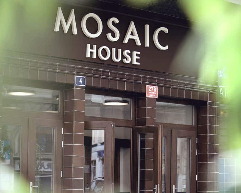 Mosaic House Prague is green! In fact, it is the greenest Hostel in Czech Republic and beyond!