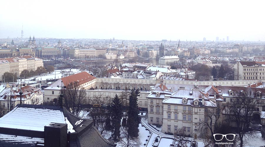 Prage in Winter - how much are the Hostels?