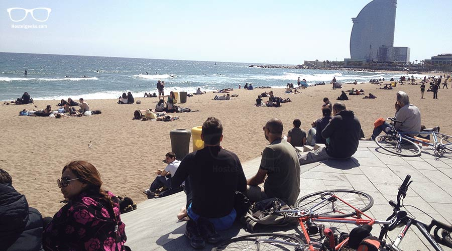 Barceloneta is a Must Visit Things to do in Barcelona