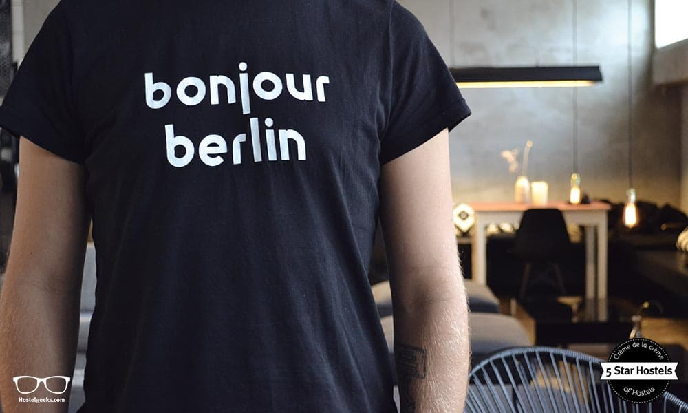 Bonjour Berlin, time to explore!