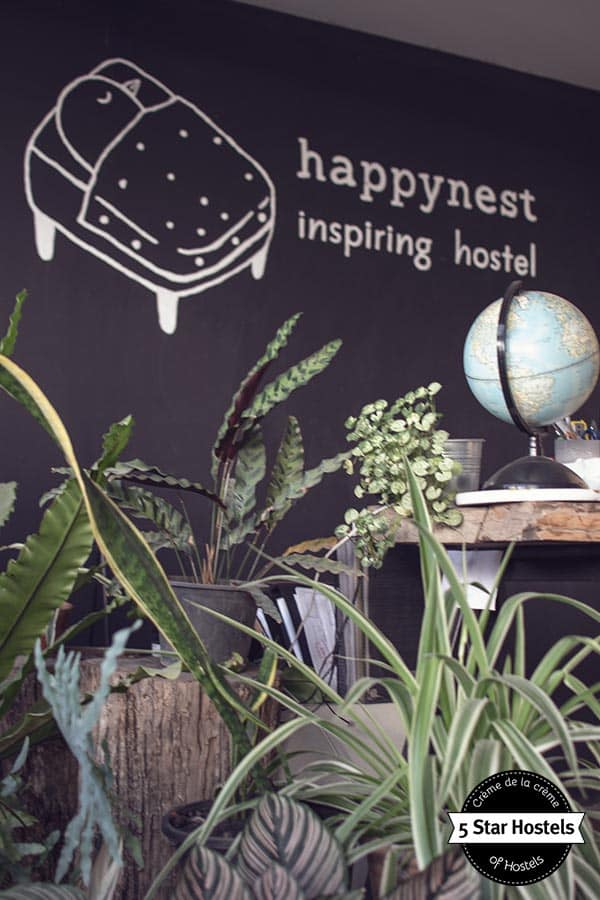 Happynest Hostel Chiang Rai