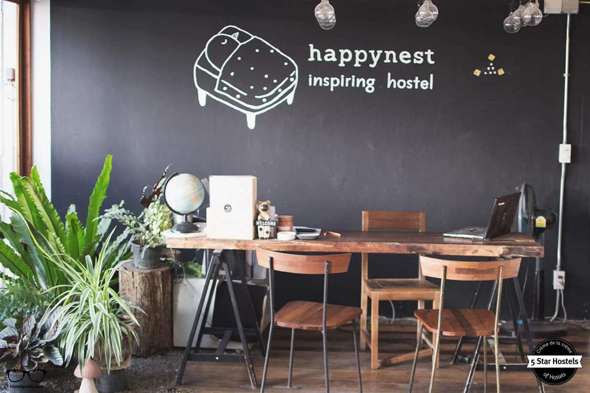 Happynest Chiang Rai Inspiring Hostel