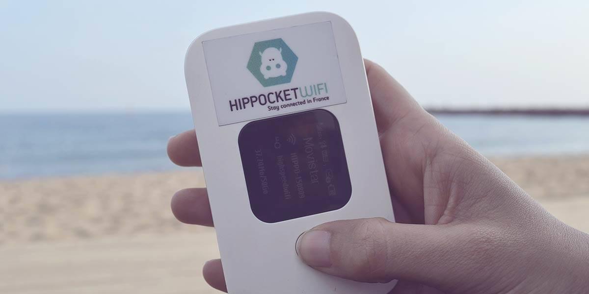 Internet und Wlan auf Reisen - Hippocket WiFi im Test