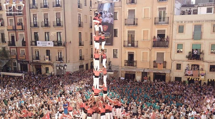 Human Towers - Catalan Tradition