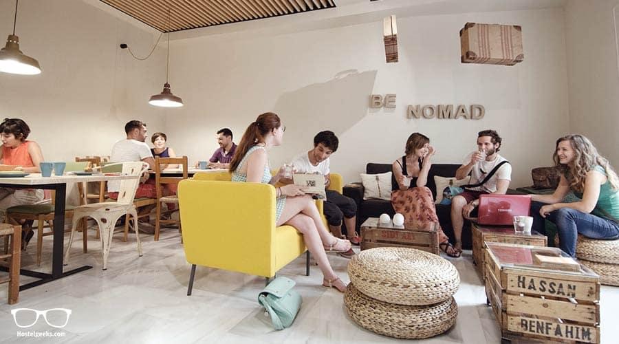 The Nomad Seville Hostel, 5 Star Hostel in Sevilla