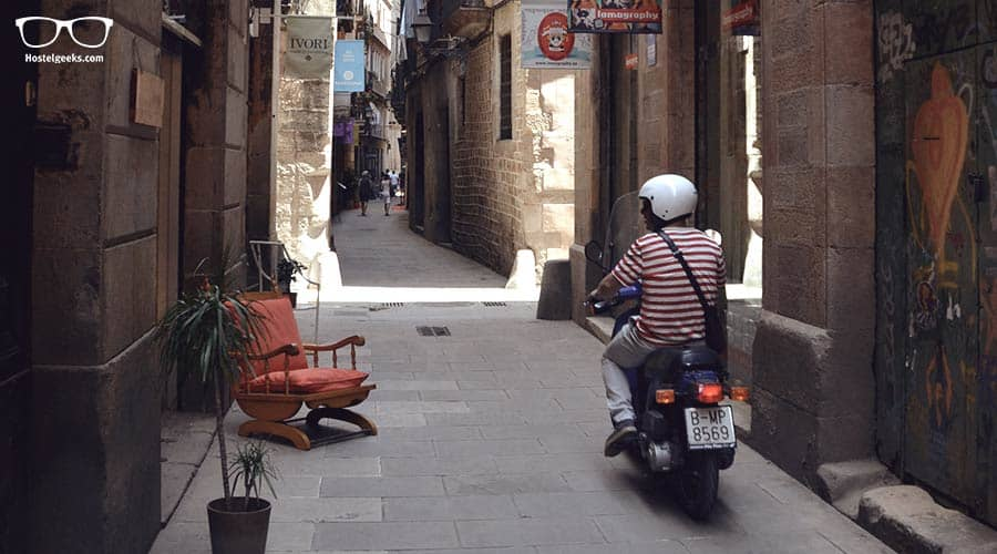 Things to do in Barcelona - Gothic Quarter - Old Town