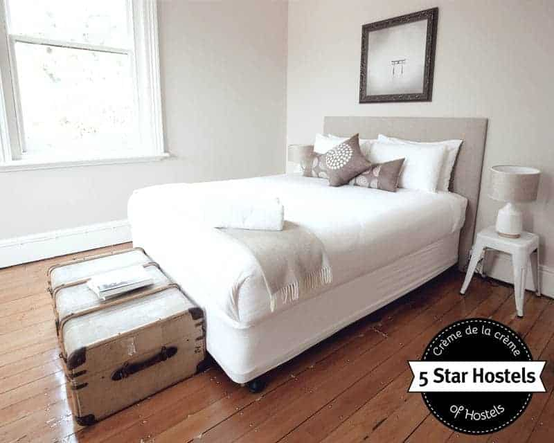 Private Room at a Boutique Hostel? This is Montacute Boutique Bunkhouse