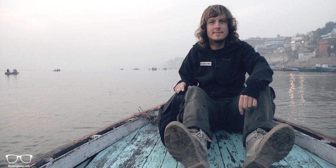 Varanasi, a City to Die - Travel Story India