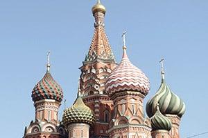 Geheimtipps für Moskau