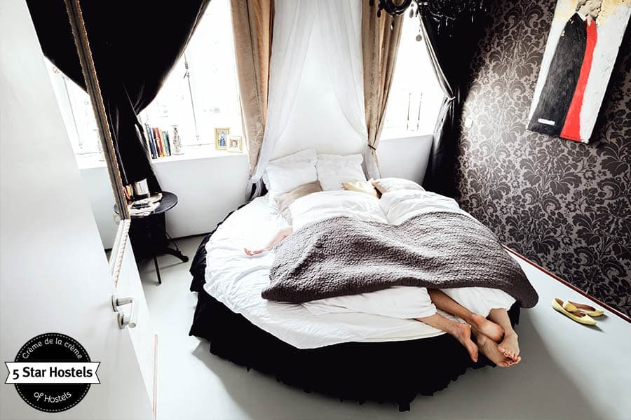 Have a good night sleep at Cocoamama Hostel, the 5 Star Hostel in Amsterdam