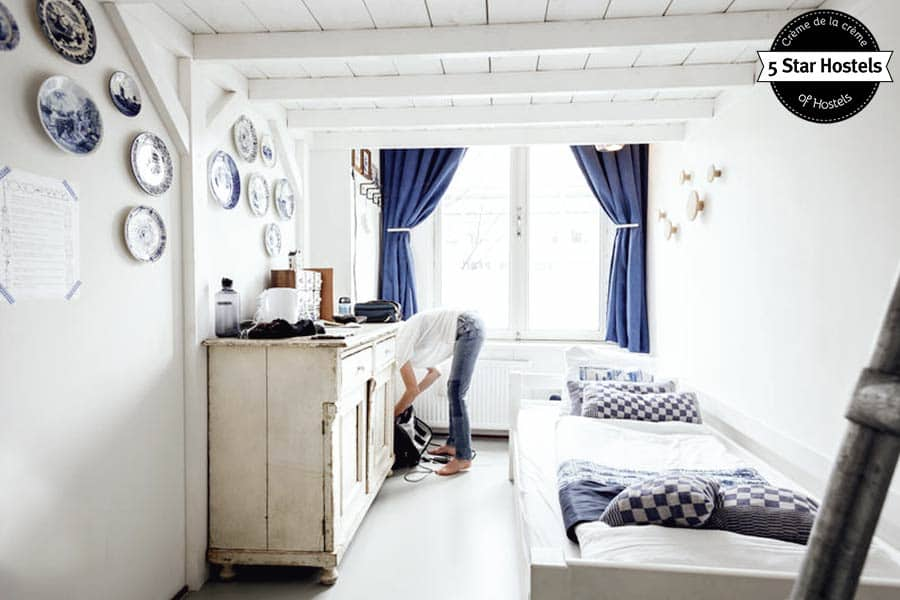 Cocomama Amsterdam and its stylish Hostel Rooms