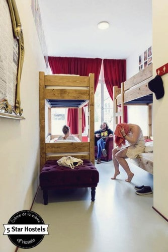 Design Hostel, Design Dorms! Staying at Cocomama is always a great experience!