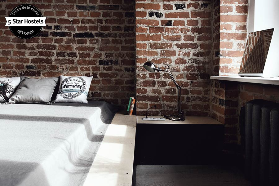 Sputnik Hostel and Personal Space in Moscow