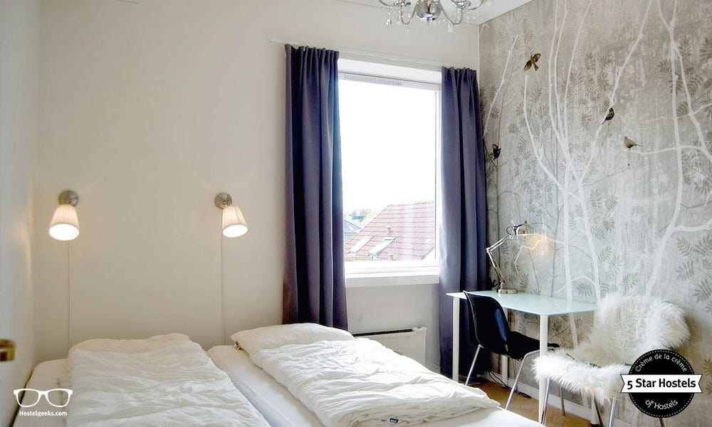 Private Room at Marken Guesthouse in Bergen