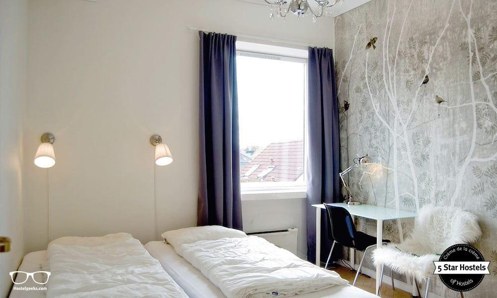 Marken Gjestehus, ein 5 Sterne Hostel im Hohen Norwegen