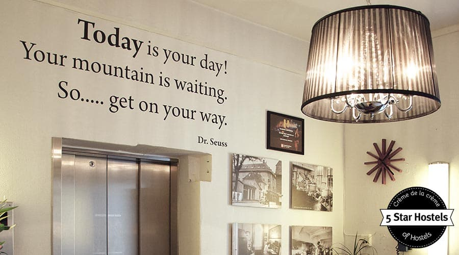Today is your day! Your mountain is waiting. So...get on your way!