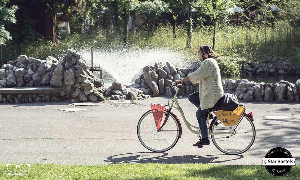 Bike Rental at We Bologna Hostel