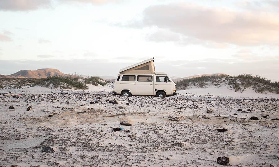 Per Anhalter durch Fuerteventura, Kanarische Inseln