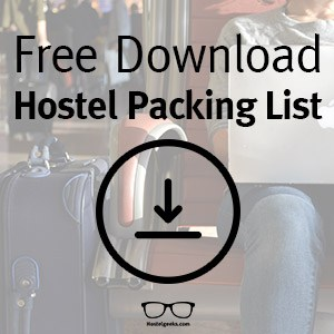 Download Hostel Packing List