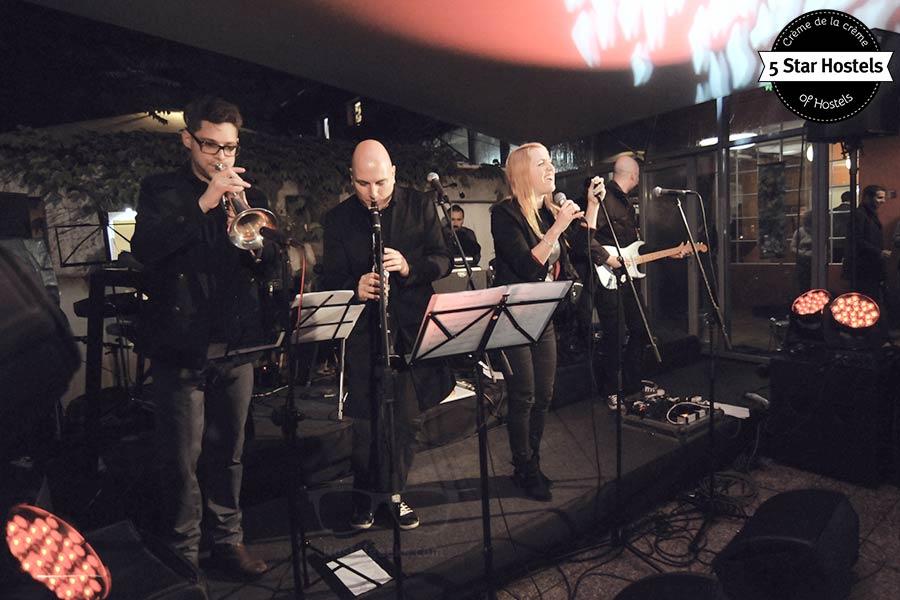 Live Concerts at Hostel Celica