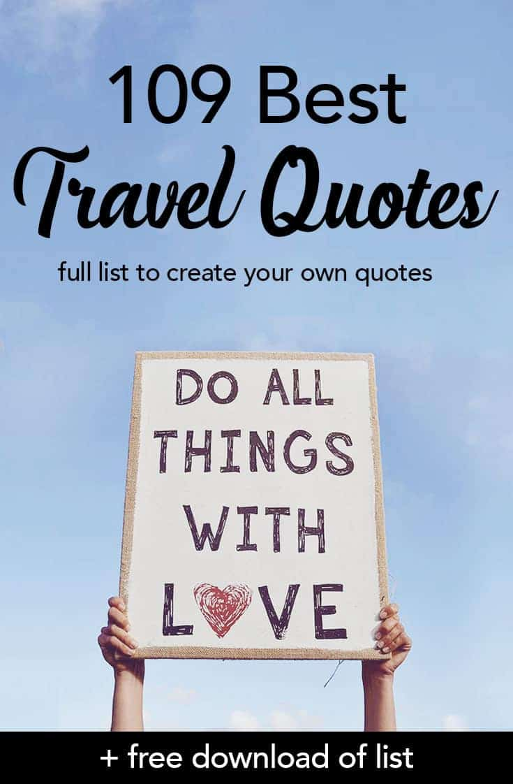 Quotes Quotes 109 Best  Funniest Travel Quotes 2018 Free Download Of Quotes