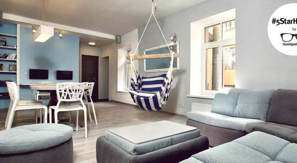 Seagulls Garret Hostel - at the seashore + secret terrace!