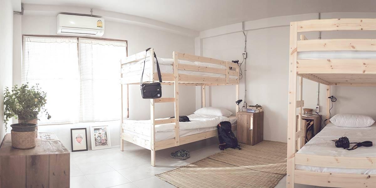 Alle Zimmer in Jugendherbergen - was sind die Unterschiede?