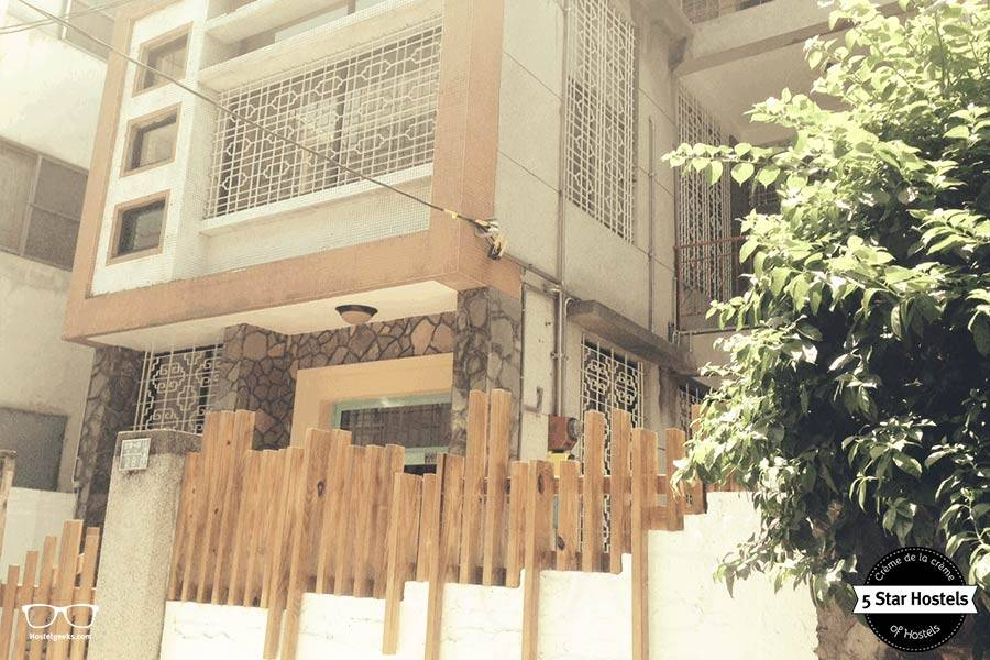Eco-Logo and traditional Architecture - With Inn Hostel