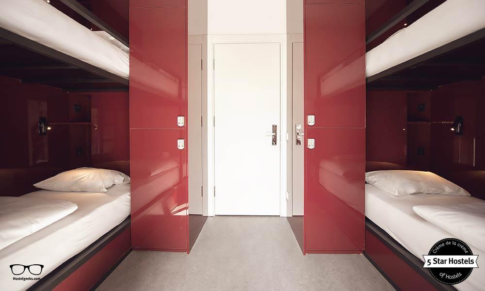 Alle Zimmer in Jugendherbergen/ Hostels - was sind die Unterschiede?