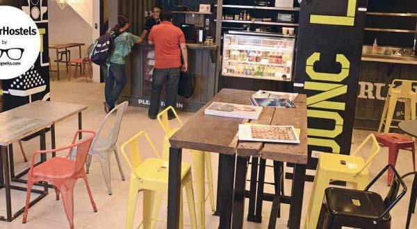 Makati Junction Hostel - the hipster-vibe 5 Star Hostel in Manila